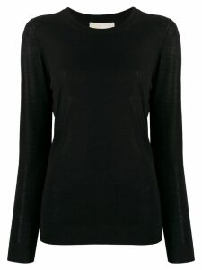 Michael Michael Kors long sleeve cardigan - Black