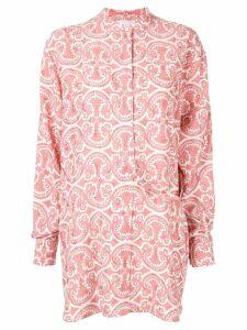 Jil Sander floral print shirt - Pink