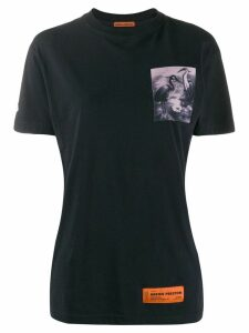 Heron Preston Heron printed T-shirt - Black