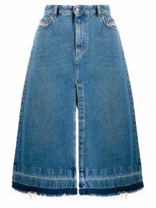 Diesel denim midi skirt - Blue