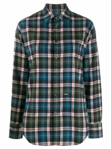 Dsquared2 plaid shirt - Blue