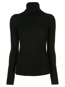 Nili Lotan ribbed knit sweater - Black