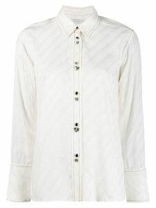 Sandro Paris Diana blouse - NEUTRALS