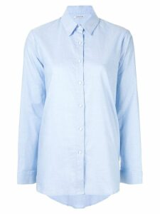 Georgia Alice slim-fit oxford shirt - Blue