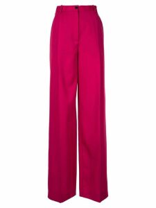 Nina Ricci flared style trousers - Pink