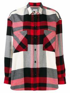 Woolrich tartan shirt - Black