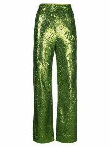 Cinq A Sept Shelby trousers - Green