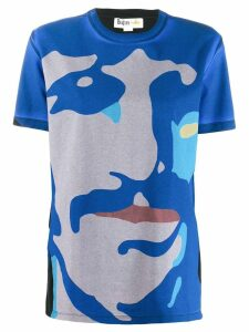 Stella McCartney All Together Now Ringo and George T-shirt - Blue