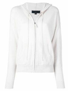 Nili Lotan zip cardigan - White