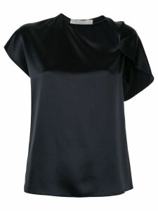 Dion Lee asymmetric knot top - Black