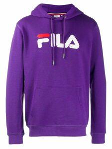 Fila branded hoodie - Purple