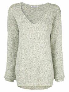 Georgia Alice space dye sweater - Green