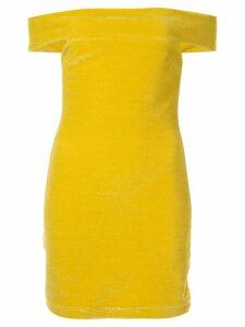 Manning Cartell Flash Point mini dress - Yellow