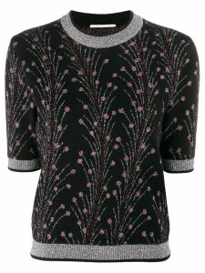 Marco De Vincenzo knitted top - Black
