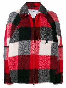 Woolrich Buffalo jacket - Red