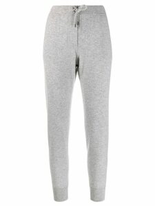 Brunello Cucinelli skinny track trousers - Grey