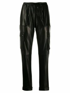 Tom Ford tapered cargo trousers - Black