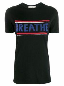 Être Cécile Breathe T-shirt - Black