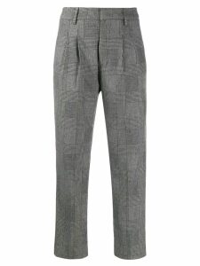 Dondup pleated trousers - Black