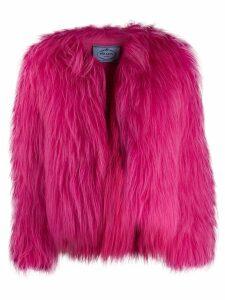 Prada neon jacket - PINK