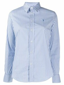 Polo Ralph Lauren striped slim fit shirt - Blue