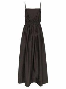 Matteau strappy maxi dress - Black