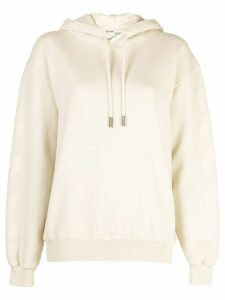 Off-White classic hoodie - Neutrals