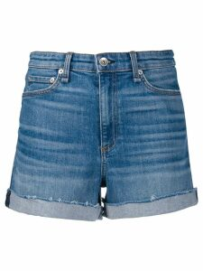 Rag & Bone classic denim shorts - Blue