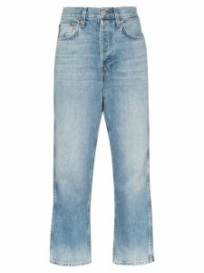 RE/DONE '90s straight-leg jeans - Blue