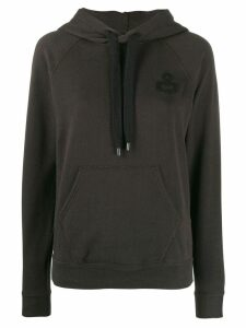Isabel Marant Étoile hooded sweatshirt - Black