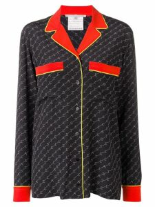 Stella McCartney logo shirt - Black