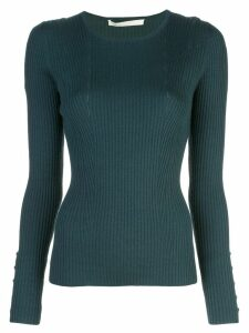 Jason Wu Collection ribbed knit sweater - Green