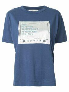 Tu es mon TRÉSOR TV T-shirt - Blue