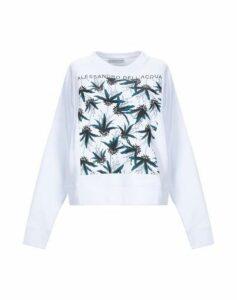 ALESSANDRO DELL'ACQUA TOPWEAR Sweatshirts Women on YOOX.COM