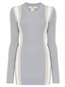 Eytys Incubus long-sleeve ribbed T-shirt - Grey