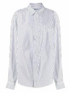 Balenciaga Swing masculine shirt - White