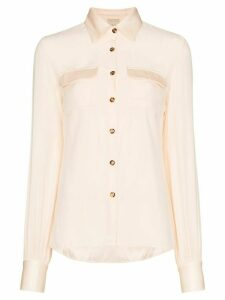 USISI Jaquetta button-down shirt - White