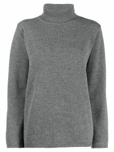 Totême Cambridge turtleneck jumper - Grey