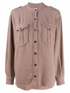 Isabel Marant Étoile Jepson shirt - Pink