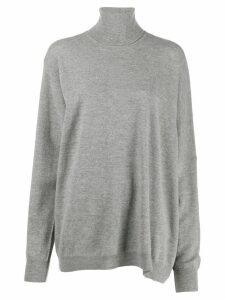 Maison Margiela roll neck sweater - Grey