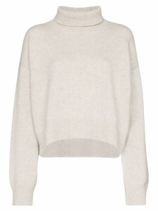 Rejina Pyo roll-neck cashmere sweater - NEUTRALS