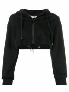 Fendi FF logo sweatshirt - Black