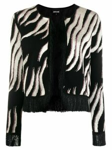 Just Cavalli knitted cardigan - Black