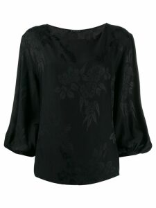 Etro relaxed blouse - Black