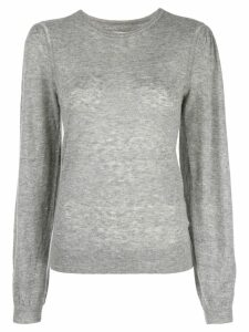 Etoile slim-fit jumper - Grey