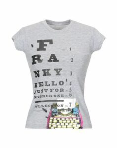 FRANKY HELLO TOPWEAR T-shirts Women on YOOX.COM