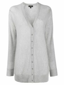 Theory knitted cardigan - Grey