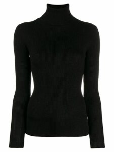 P.A.R.O.S.H. ribbed jumper - Black