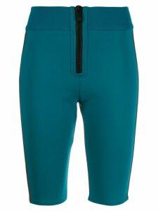M Missoni slim fit shorts - Blue