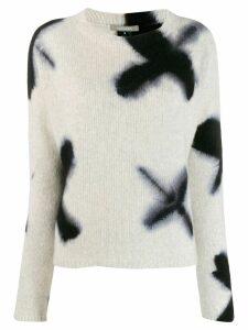 Suzusan lightweight sweatshirt - Grey